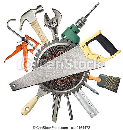 建設, 工具 - csp9164472