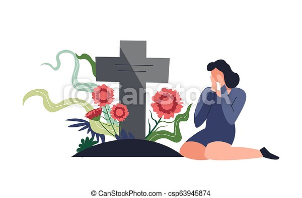 式, 埋葬, モデル, 葬式, 人, 墓碑, 叫ぶこと. 埋葬, 死んだ, 女性, 式 ...