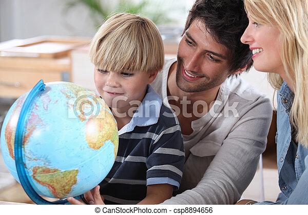 ∥(彼・それ)ら∥, 学校, 親, 子供 - csp8894656