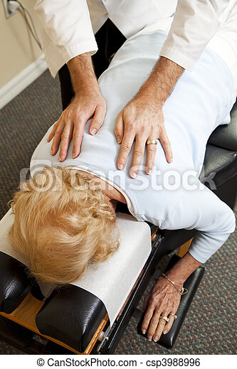 待遇, 心づかい, chiropractic - csp3988996