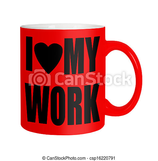 従業員, スタッフ, 上に, 幸せ, 労働者, -, 隔離された, 赤, 大袈裟な表情をしなさい, 白 - csp16220791