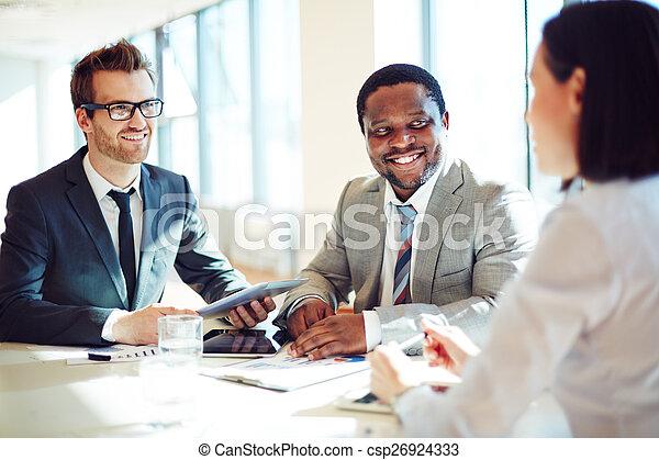 従業員, 雇用 - csp26924333