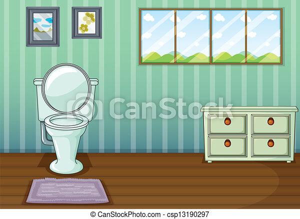 快適さ, 部屋, きれいにしなさい - csp13190297