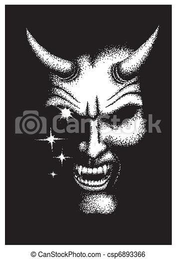 悪魔 - csp6893366