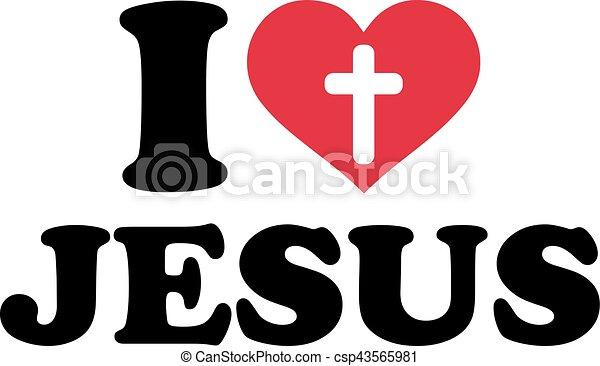 愛, 交差点, イエス・キリスト - csp43565981