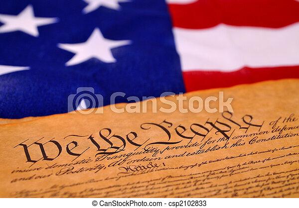 憲法, 私達 - csp2102833