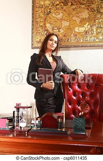 成功した, 女性ビジネス - csp6011435