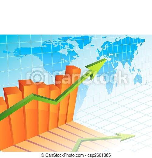 成長, ビジネス - csp2601385