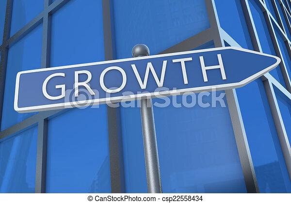 成長 - csp22558434