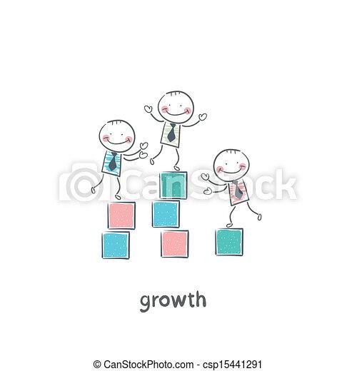 成長 - csp15441291