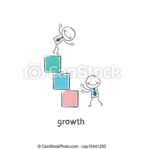 成長 - csp15441293