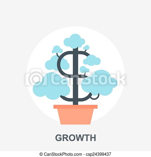成長 - csp24399437