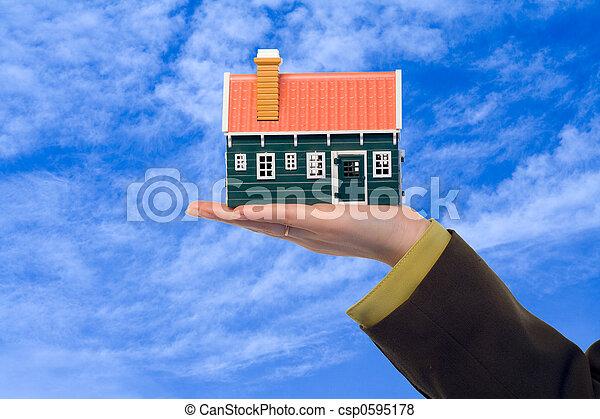 房产, 提供 - csp0595178