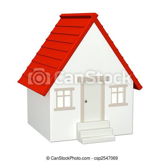 房子 - csp2547069