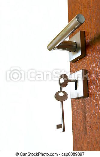 打開門 - csp6089897