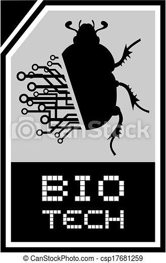 技術, かぶと虫 - csp17681259