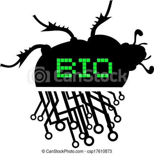 技術, かぶと虫 - csp17610873