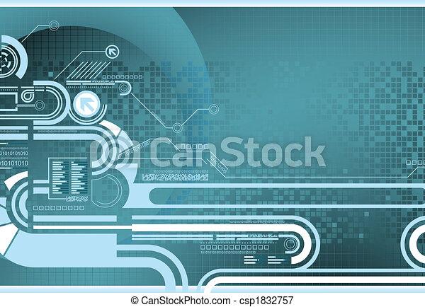 技術 - csp1832757