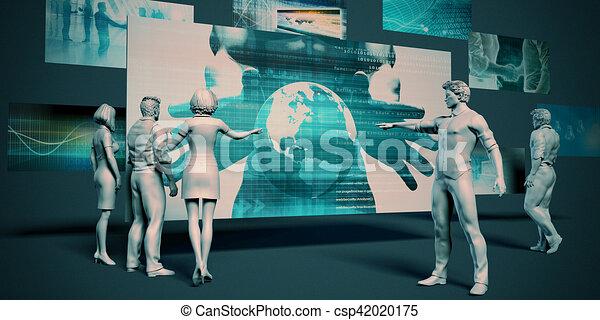 技術, 分裂的 - csp42020175