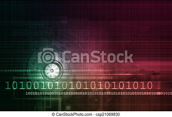 技術, 創造的 - csp21069830