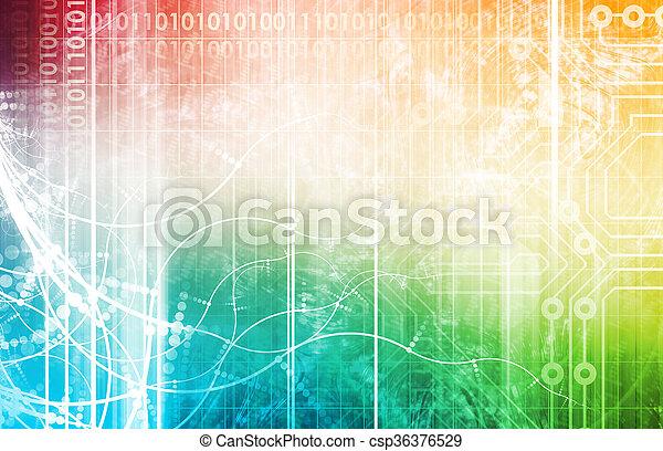 技術, 未来派 - csp36376529