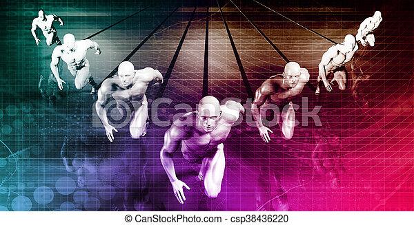 技術, 未来派 - csp38436220