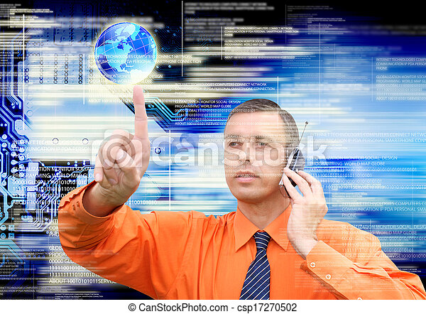 技術, 網際網路 - csp17270502