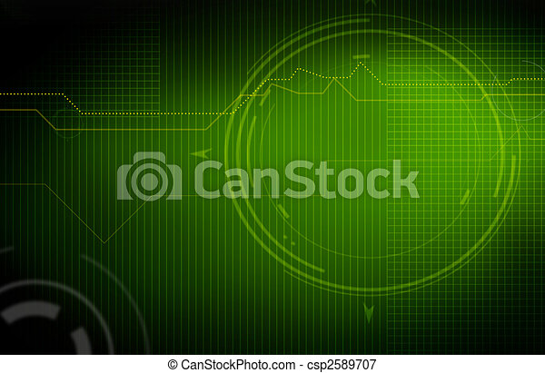 技術, 背景 - csp2589707