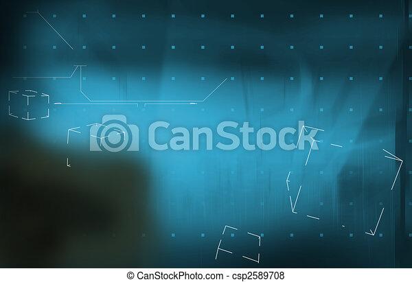 技術, 背景 - csp2589708