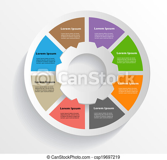 技術, infographics - csp19697219
