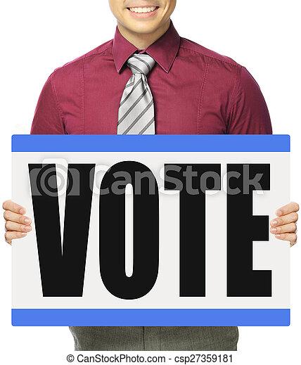 投票 - csp27359181