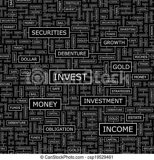 投資しなさい - csp19529461