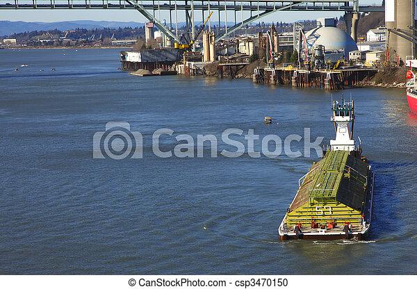 押し, boat., てんま船, & - csp3470150