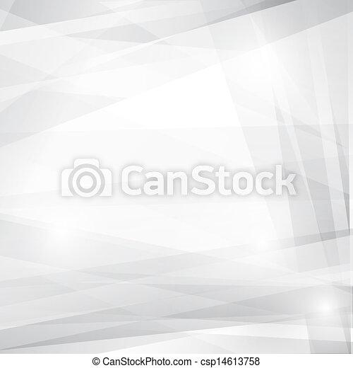 抽象的なデザイン, 灰色, 背景 - csp14613758