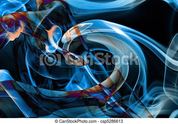 抽象的な 芸術 - csp5286613