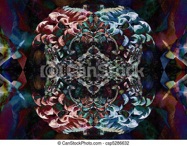 抽象的艺术 - csp5286632