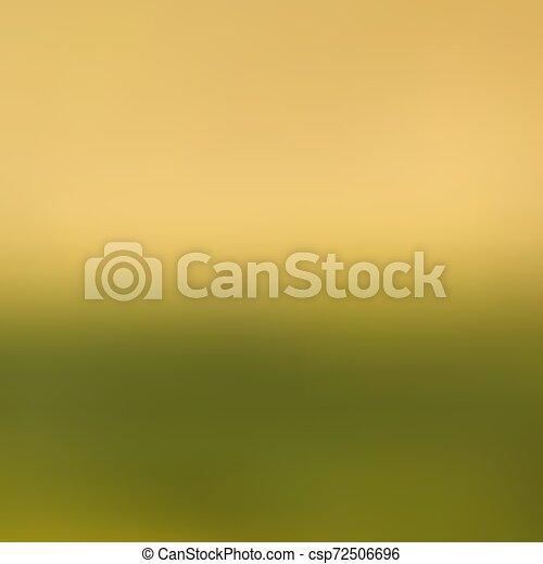抽象的, ぼんやりさせられた, デザイン, 背景, 緑, あなたの - csp72506696