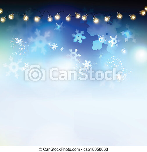 抽象的, クリスマス - csp18058063