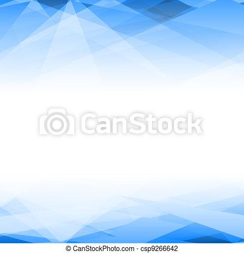 抽象的, ベクトル, 背景 - csp9266642
