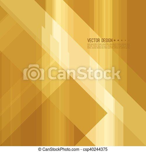 抽象的, 対角線, 背景 - csp40244375