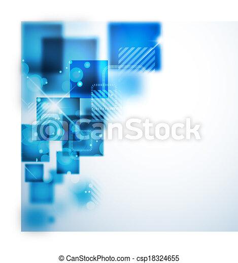 抽象的, 技術, 背景 - csp18324655