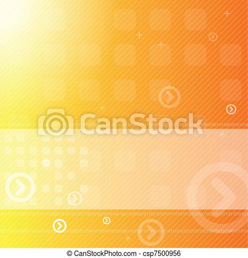 抽象的, 背景 - csp7500956