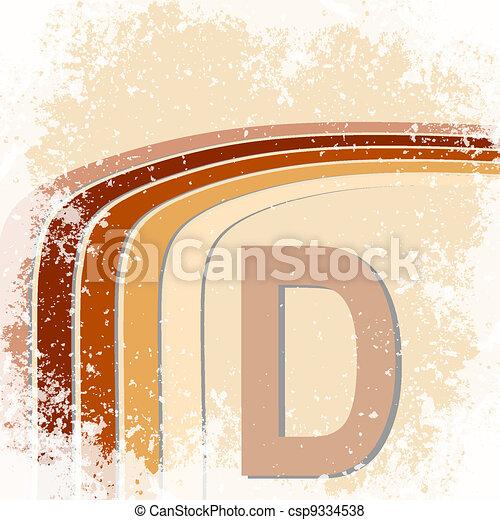 抽象的, 背景, ディスコ - csp9334538