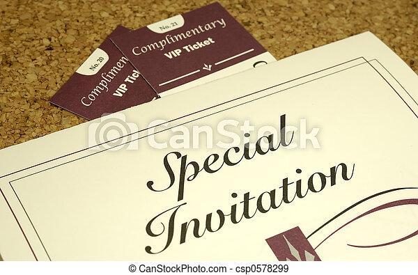 招待 - csp0578299
