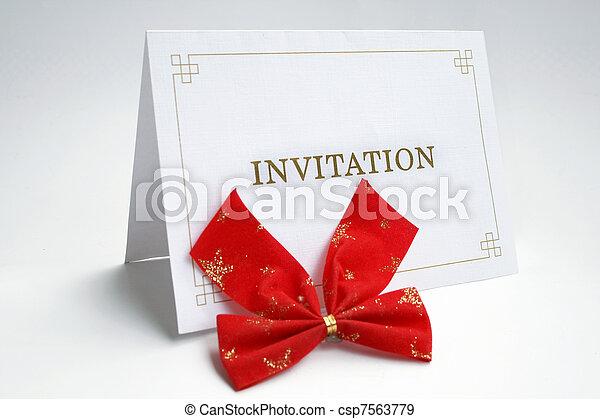 招待 - csp7563779