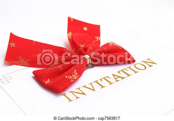 招待 - csp7563817
