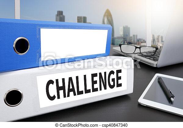 挑戦 - csp40847340
