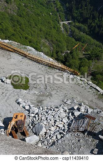 採石場 - csp11439410