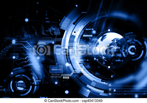 接続, 世界的なネットワーク - csp40413349