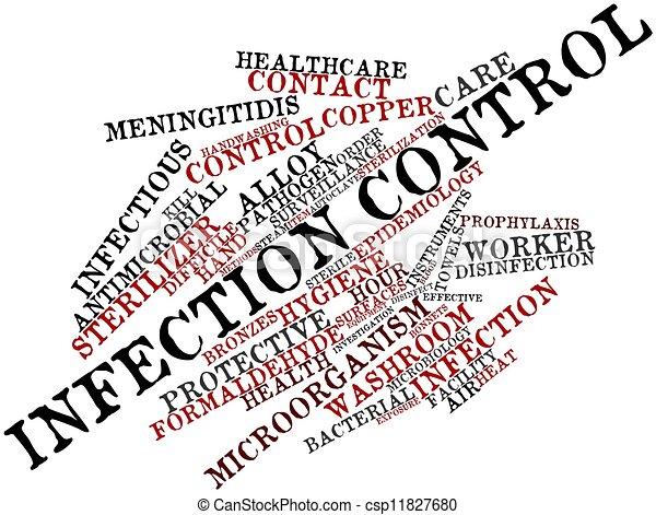 控制, 傳染 - csp11827680